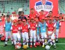 Emirates kết nối trẻ em Việt Nam với ngôi sao Arsenal
