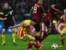 Barcelona và AC Milan bất phân thắng bại tại San Siro