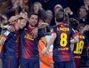 """Barcelona và chuyến đi """"bão táp"""" đến Benito Villamarin"""