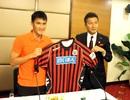 SL Nghệ An tiếp tục từ chối đề nghị mượn Công Vinh của Sapporo