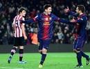 Barcelona và trận chiến gian khó trên sân Bilbao