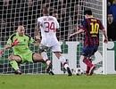 Messi lập cú đúp, Barcelona thắng thuyết phục Milan