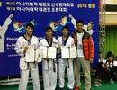 Taekwondo Việt Nam thắng lớn tại giải vô địch thế giới