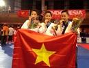 Taekwondo Việt Nam giành HCV thế giới nội dung quyền