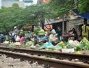 """Giật mình """"chợ tử thần"""" ở Hà Nội"""