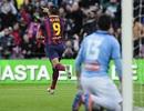 Alexis Sanchez lập hattrick, Barca trở lại ngôi đầu ở La Liga