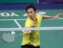Tiến Minh bị loại ngay vòng 1 giải toàn Anh