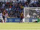 Barcelona gục ngã đau đớn trên sân của Valladolid