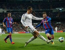 """C. Ronaldo """"tăng tốc"""" trong cuộc đua giành Chiếc giày vàng"""