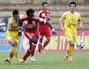 Đánh bại Hải Phòng, B.Bình Dương tạm dẫn đầu V-League