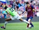 "Messi lập hattrick, Barcelona đả bại Osasuna ""7 sao"""