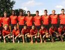 U19 Việt Nam thất bại trước U19 Lens