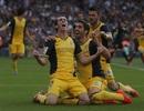 Hòa Barcelona, Atletico giành chức vô địch La Liga