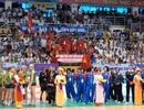 Khai mạc giải Bóng chuyền nữ quốc tế VTV Cup 2014