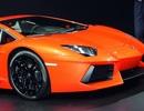 Cận cảnh siêu xe Lamborghini Aventador LP700-4