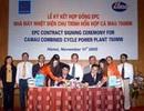 Kí hợp đồng EPC dự án nhà máy điện Cà Mau