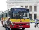 Điều chỉnh lộ trình 36 tuyến buýt mùa mưa bão