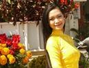 Chùm ảnh Hoa hậu Thuỳ Dung rực rỡ trong nắng xuân