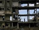 Chùm ảnh: Gaza ngày ấy, bây giờ