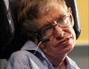 Nhà vật lý thiên tài Hawking sẽ đóng phim