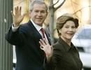 """Bà Bush ký thoả thuận """"nhiều triệu USD"""" xuất bản hồi ký"""