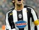 Del Piero bình phục chấn thương