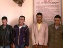Bắt 4 tội phạm truy nã lẩn trốn trên đất Lào