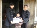 Hơn 24 triệu đồng đến với cậu bé 15 tuổi bị mù hai mắt