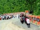 60 bức ảnh Điện Biên bên mộ Đại tướng Võ Nguyên Giáp