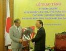 Bộ Văn hóa, Thể thao và Du lịch trao kỷ niệm chương cho Đại sứ  Yasuaki Tanizaki