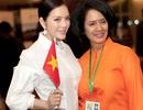 Lý Nhã Kỳ dự lễ công bố Kỳ quan thế giới mới ở Indonesia