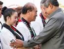 Cựu Đại sứ Du lịch Lý Nhã Kỳ gặp gỡ Tổng thống Indonesia