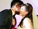 Sao mai Nhật Trang kết hôn khi ông xã còn đang đi học