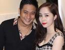 Giây phút hội ngộ bất ngờ của cặp đôi Minh Tiệp- Quỳnh Nga