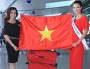 Trần Thị Quỳnh tự tin lên đường dự thi Hoa hậu Quý bà Thế giới