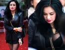 Diva Thanh Lam diện váy ngắn khoe đường cong nóng bỏng