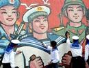 """Khánh thành 2 bức tranh ghép gốm: """"Trường Sa – Sức mạnh Việt Nam"""""""