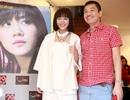 Họa sỹ  Lê Thiết Cương kết hợp cùng Văn Mai Hương làm video art