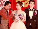 """Tự Long hoạt náo trong đám cưới cặp đôi """"Tình yêu màu nắng"""""""