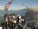 Nga hoàn tất giai đoạn đầu đóng tàu hộ tống cho Việt Nam