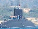 Tàu ngầm Kilo có thể bắn tên lửa vào nhiều mục tiêu