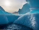 """Đến đảo Greenland """"trôi"""" theo những """"núi băng"""" khổng lồ"""