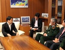 Đẩy mạnh hợp tác quốc phòng Việt Nam-Nhật Bản
