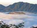 """Lạc vào cõi tiên cảnh của lâu đài """"trên mây"""" tại Nhật Bản"""