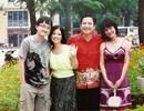 Chí Trung cùng vợ con đón Tết ở Bali