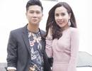Vợ chồng Lưu Hương Giang-Hồ Hoài Anh xuất hiện sành điệu