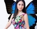 Hoa hậu Quý bà Sương Đặng kiều diễm hoá nàng tiên bướm