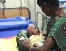 Kỳ lạ chuyện bé 3 tháng tuổi tự phát bỏng