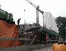 Đình chỉ Phó TGĐ Ban quản lý Dự án đường sắt vì sự cố sập sàn