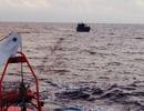 Cứu 9 ngư dân bị nạn trên biển tối mùng 2 Tết